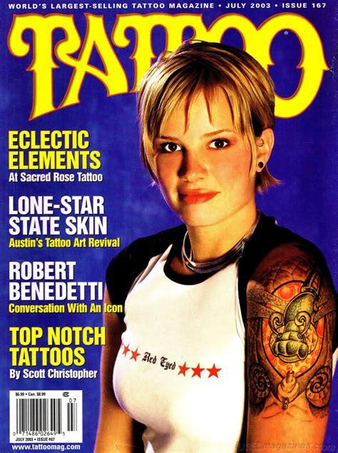 tattoo magazine back issues tattoo july 2003 magazine back issue tattoo wonderclub