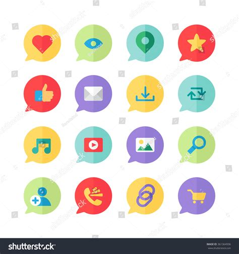 Email Social Network Search Web Icons For And Social Networks Shopping