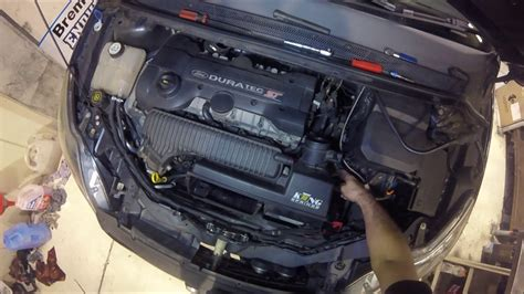 focus xr turbo st airbox removal youtube