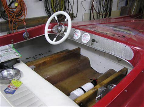 Jet Boat Fiberglass   Transom Repair   Drop Keel   Gelcoat