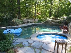 Patios And Pools by Stone Patio Pictures Natural And Square Cut Flagstone Patios