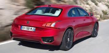 Peugeot 408 Coupe New 2017 Peugeot 408 Gt Review And Release Date Price