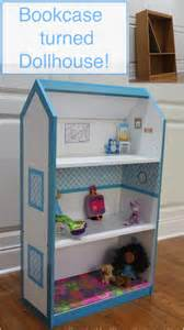 How To Build A Dollhouse Bookcase Turn A Bookcase Into A Dollhouse Sawdust Amp Paper Scraps