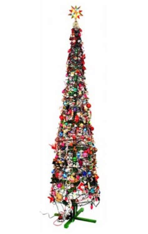 artware vinyl christmas trees cool hunting