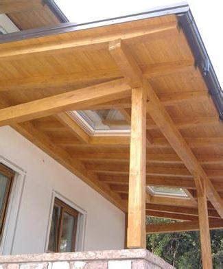 tettoia esterna prodotti portale legno trentino