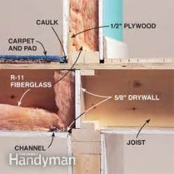 how to make a bedroom soundproof how to soundproof a room family handyman