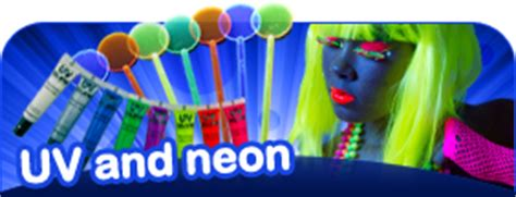 uv party supplies | neon party supplies | glowsticks.co.uk