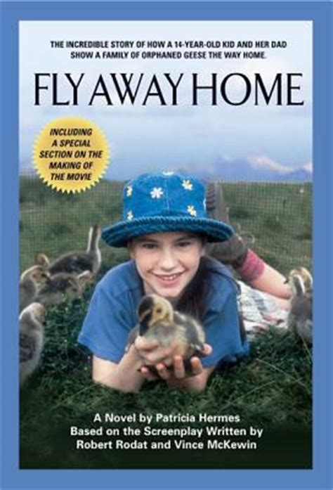fly away home books fly away home by hermes william lishman
