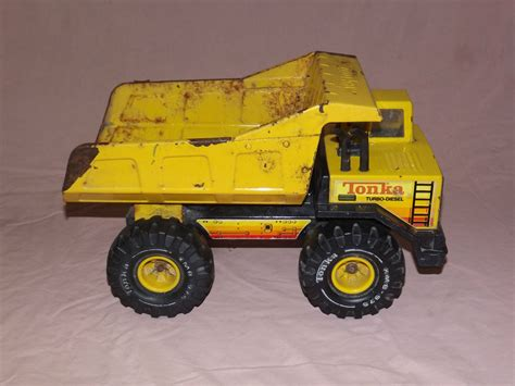 best dumps shop vintage tonka metal dump truck ebay autos post