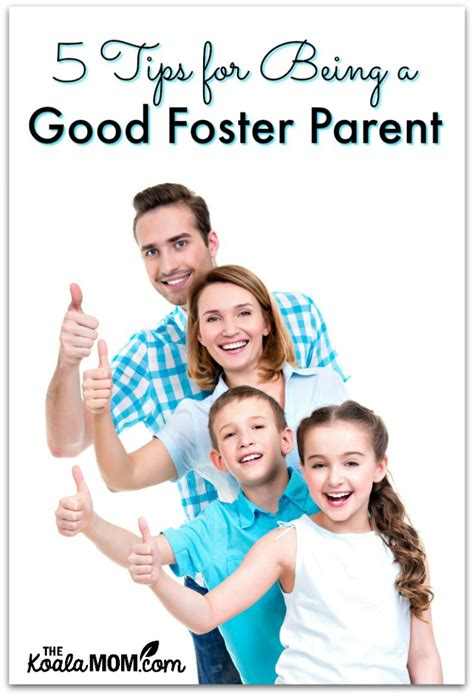 Can I Become A Foster Parent With A Criminal Record 5 Tips For Being A Foster Parent The Koala