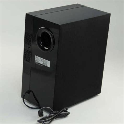 Speaker Subwoofer Samsung Samsung Ps Wf450 Wireless Subwoofer Speaker For Hw F450 System Ebay