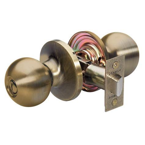 Master Lock Door Knobs by Master Lock Residential Grade 3 Door Knob Set