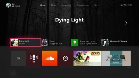 home design xbox new xbox one update delivers home improvements new