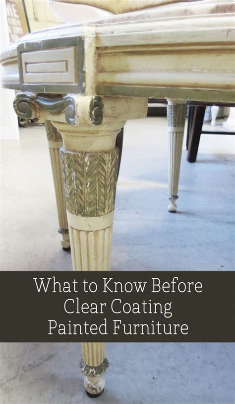 Top Coat For Painted Furniture by 10 Best Images About Top Coats On Coats Miss Mustard Seeds And Painting Furniture