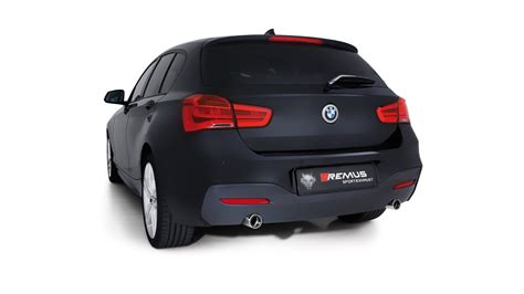 Bmw 1er F20 Vs F21 by Remus News Remus Product Information 25 2016 Bmw 118i