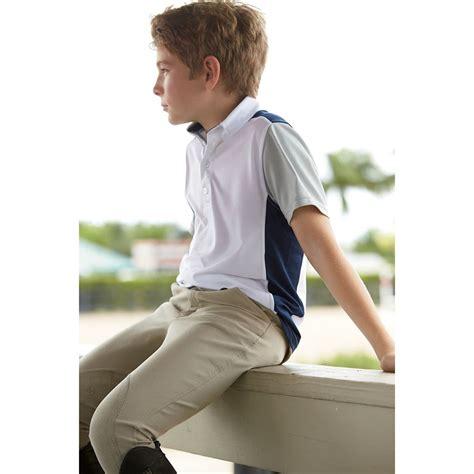 boy s ovation 174 boys 4 pocket breeches dover saddlery