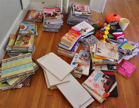 Floors Book by Organizing The Whole House One Cabinet At A Time