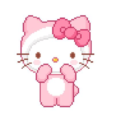 hello kitty gifs find & share on giphy