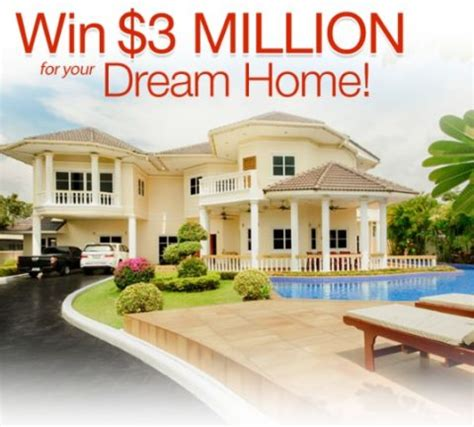 Dream Meaning Winning Money - enter for your chance to win 3 million for your dream home pch blog