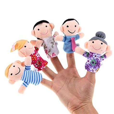 Finger Puppet Family family finger puppets for story time i want that momma