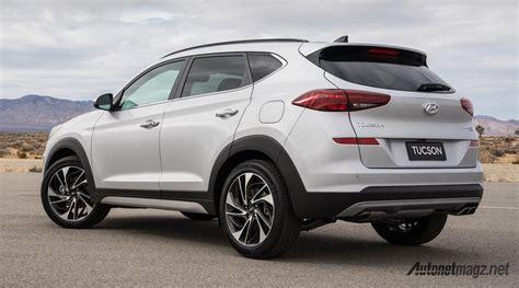 Kas Rem Depan Mobil New Tucson hyundai tucson facelift 2019 gaya kian tajam dan mesin baru