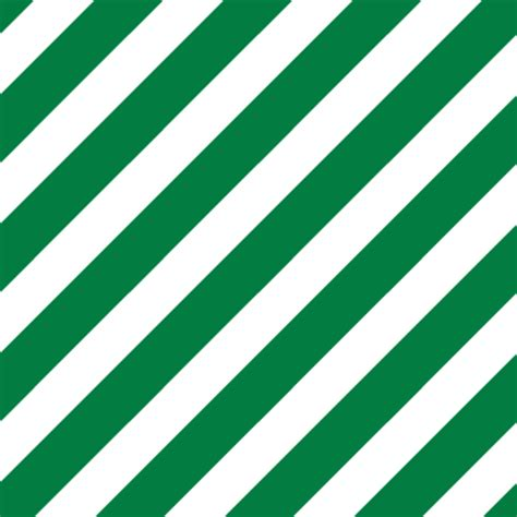 green and white candy stripes xmas holiday diagonal