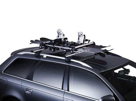 porta sci auto test sui portasci per auto quali sono i migliori