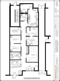 chiropractic office condo suite floorplan with chiropractic office condo suite floorplan with