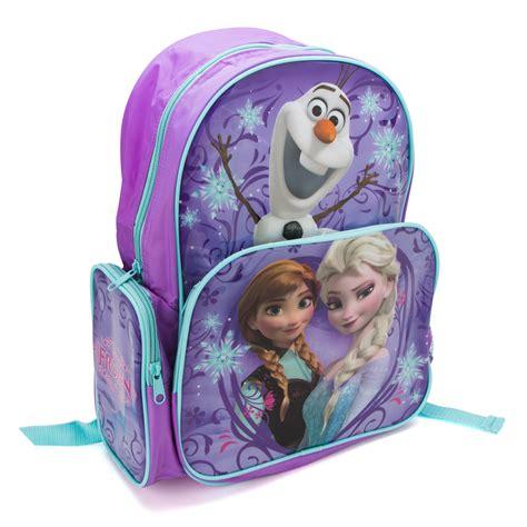 kz frozen bag import frozen elsa olaf backpack