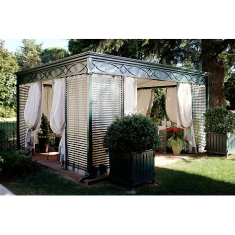 gazebo giardino prezzi unosider gazebo da giardino luxury home