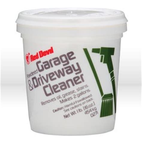 Garage Degreaser by Pvf Supply Co Inc 0271 Garage And Driveway