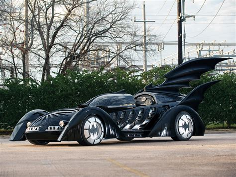 batman car history of the batmobile hollywood s hero car autoevolution