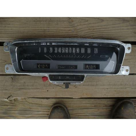 1959 cadillac dash 1959 cadillac speedometer dash cluster bezel