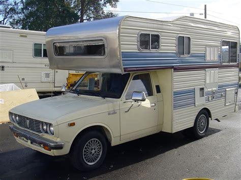 mini motorhome 1978 toyota mini motorhome