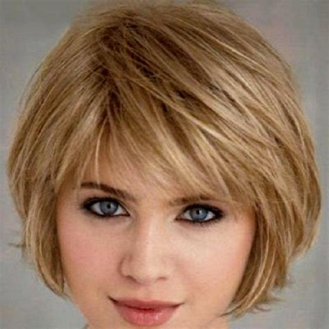 2017 stunning short bob hairstyles for fine hair 13440
