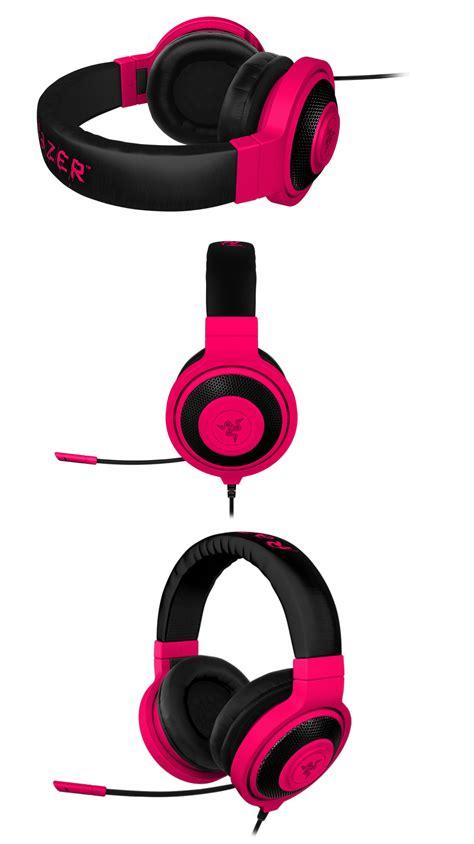 Headset Razer Kraken Pro Neon razer kraken pro neon headset rz kraken pro neon r pc gear