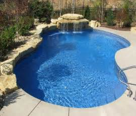 awesome backyards with pools triyae awesome backyard swimming pools various