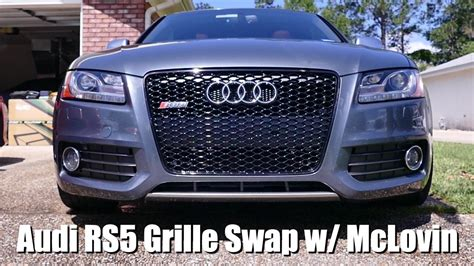 Audi Rs5 Grill by Audi S5 Rs5 Grille