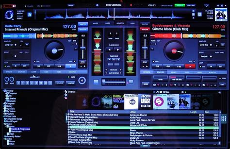 imagenes de virtuales dj lanzamiento de virtual dj 8 youtube