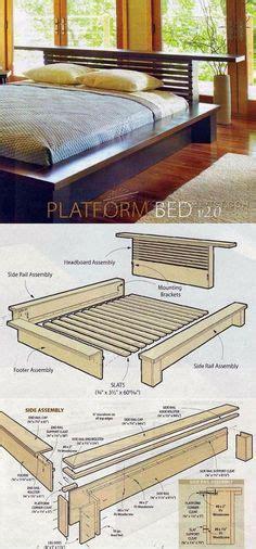 ca king platform bett diy platform bed design plans king size bed