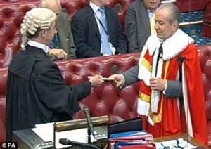 Cabinet House arise lord alan of amstrad apprentice boss sir alan sugar