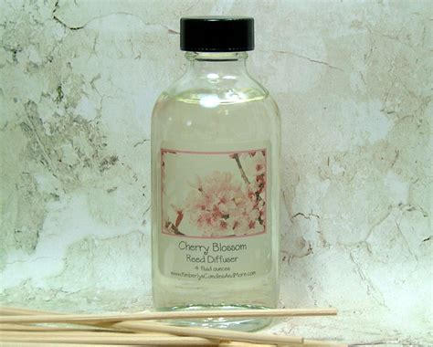 Reed Diffuser Blossom Aromaterapi 150ml cherry blossom reed diffuser essential oils diffusers