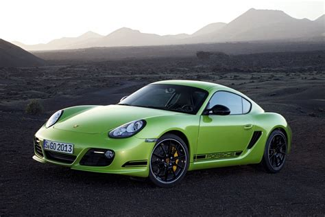porsche cayman green porsche cayman r green car hd desktop wallpapers 4k hd