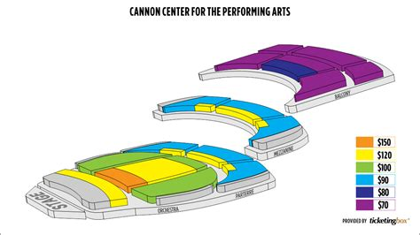 cannon center seating chart shen yun in february 7 8 2017 at cannon center