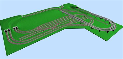 marklin ho layout design marklin ho c track plan 320x270