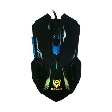 Mouse Rexus G4 jual rexus rxm g4 hitam mouse gaming harga kualitas terjamin blibli