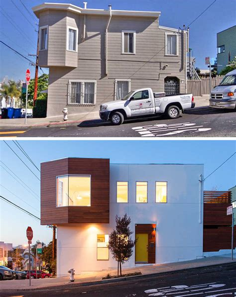 home design before and after house renovation ideas 16 inspirational before after residential projects contemporist