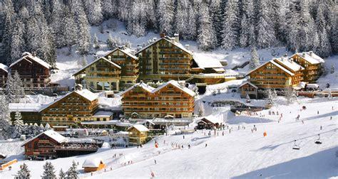 Chalet Style Family Ski Chalets Amp Holidays In Meribel France Esprit Ski