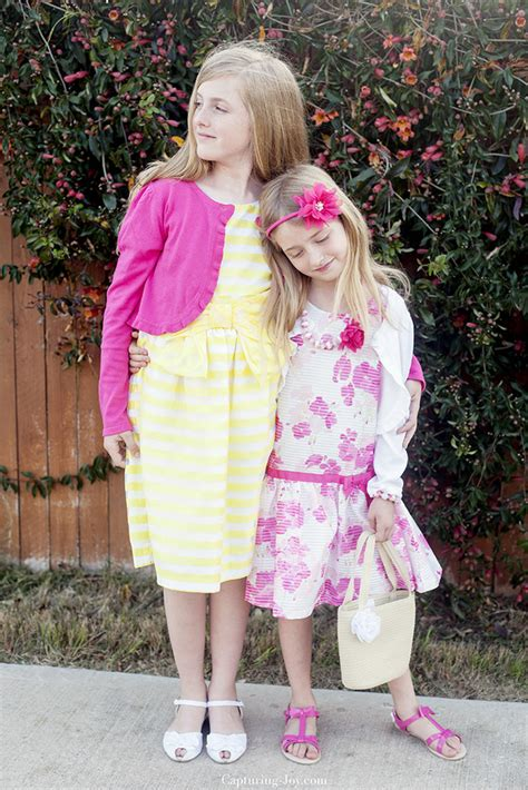 Pretty Dresses To Wear For Easter by Easter Dress Shopping With Gymboree Capturing With