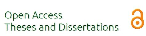 open access dissertations and theses la colecci 243 n de tesis repositorio gredos indexada por
